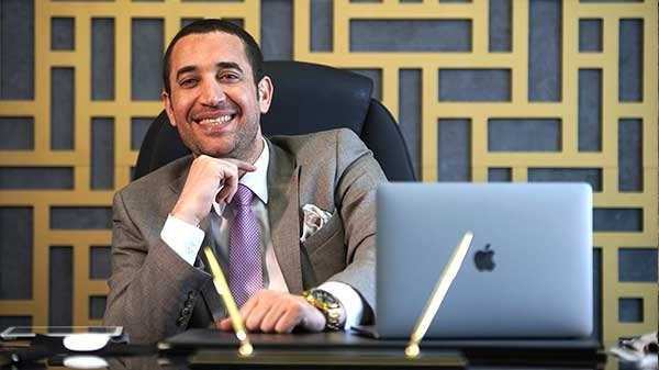 Banner1 1 Mr Amr Alabouz chairman of York Towers in an exclusive interview with Marketer.ge magazine he talks about the groups vision and its role in developing the real estate market in Georgia