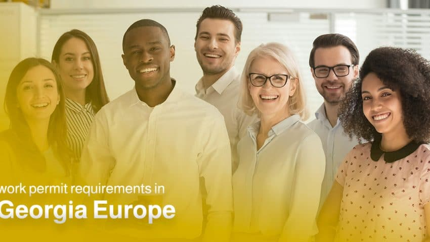 get Georgia's permanent residence permit by investment